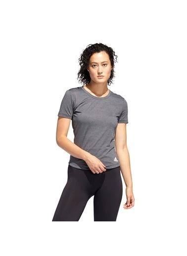adidas Perf Tee Kadın T-Shirt Siyah
